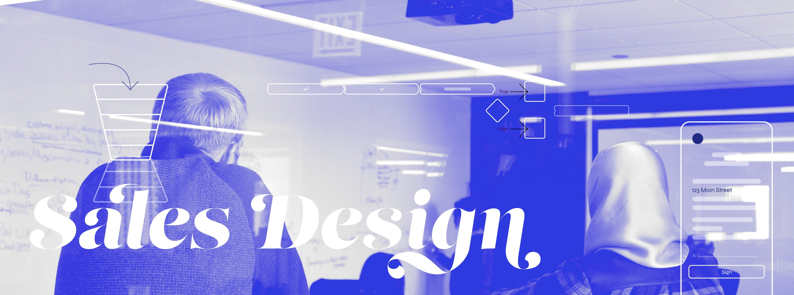 A playbook for designing for sales