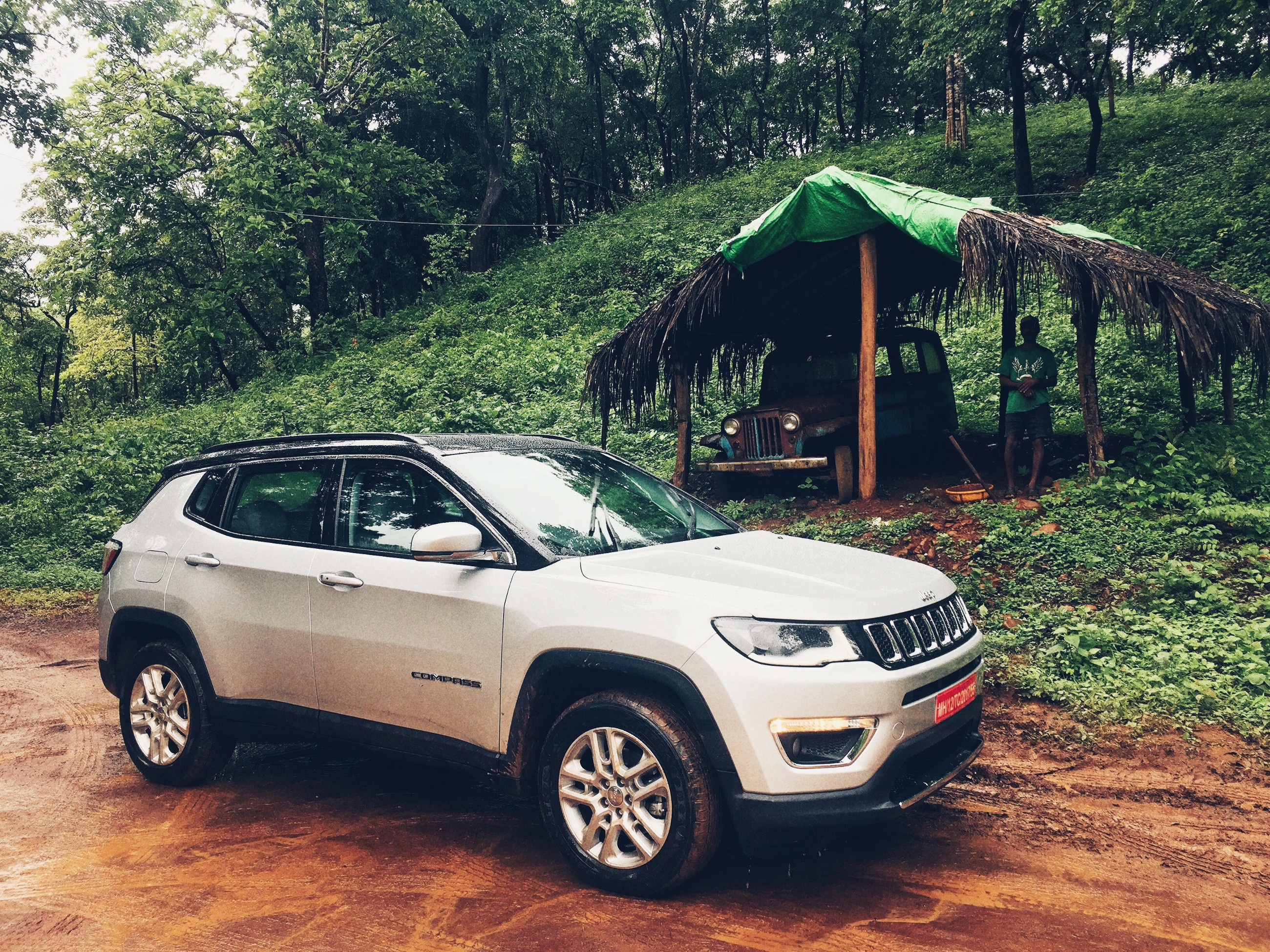 First drive: 2017 Jeep Compass Limited 2.0 diesel