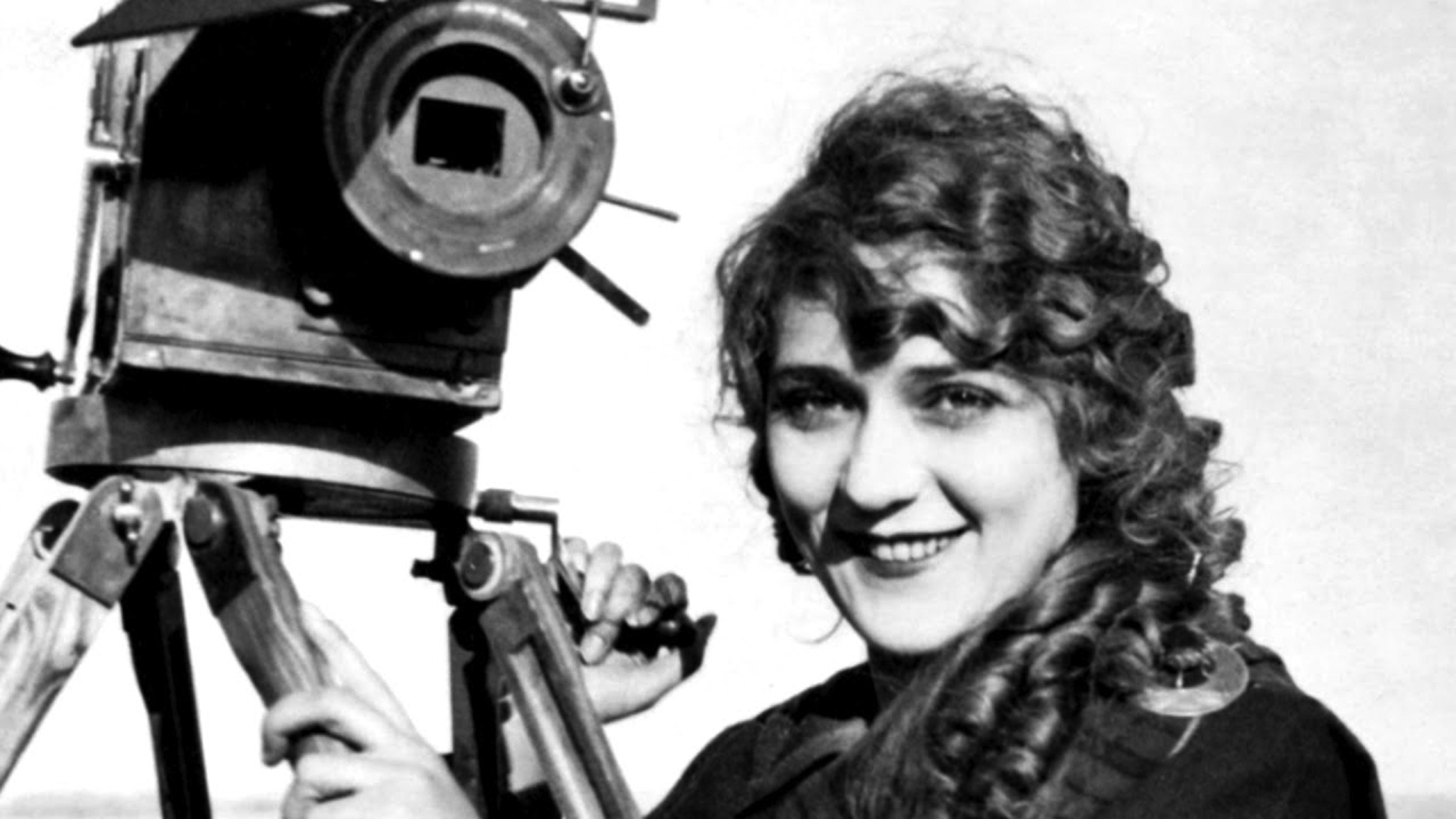You can thank the first female film director for the fact that movies actually have a plot