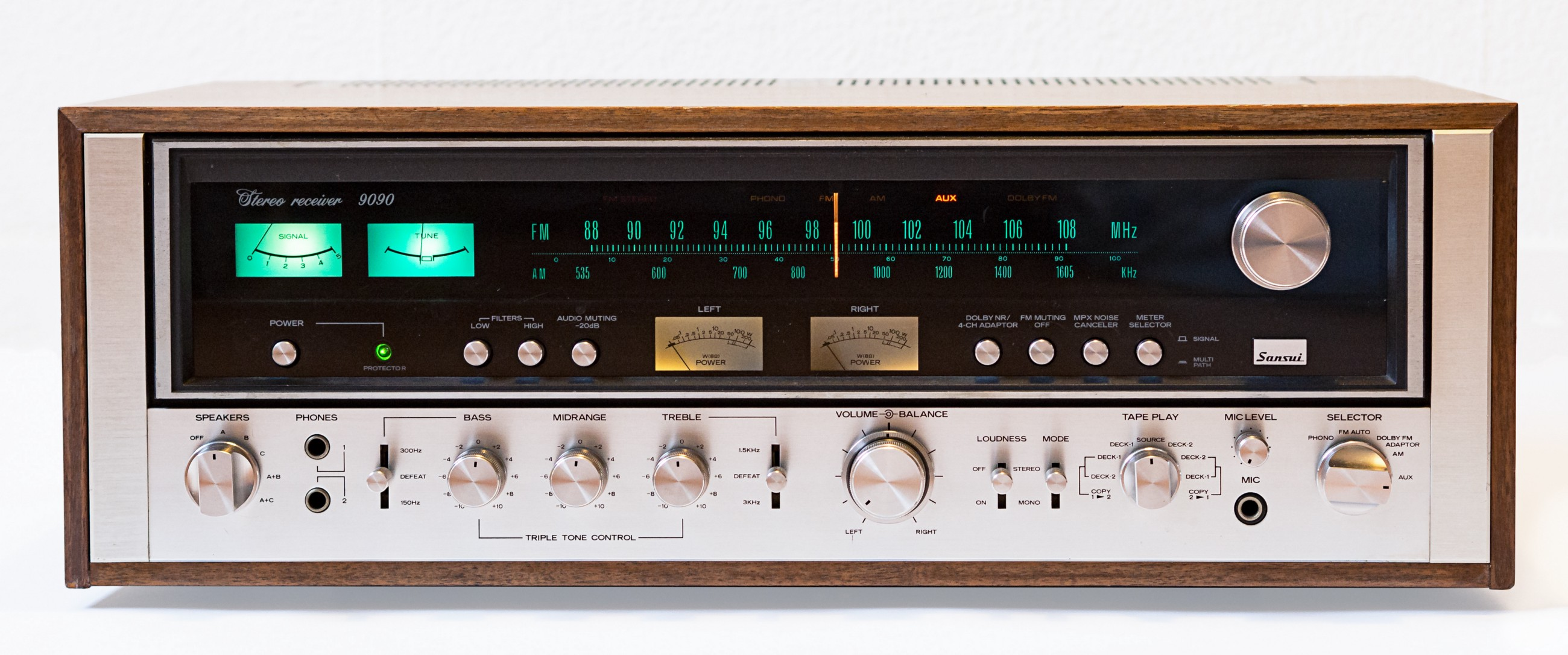 Prices stereo vintage