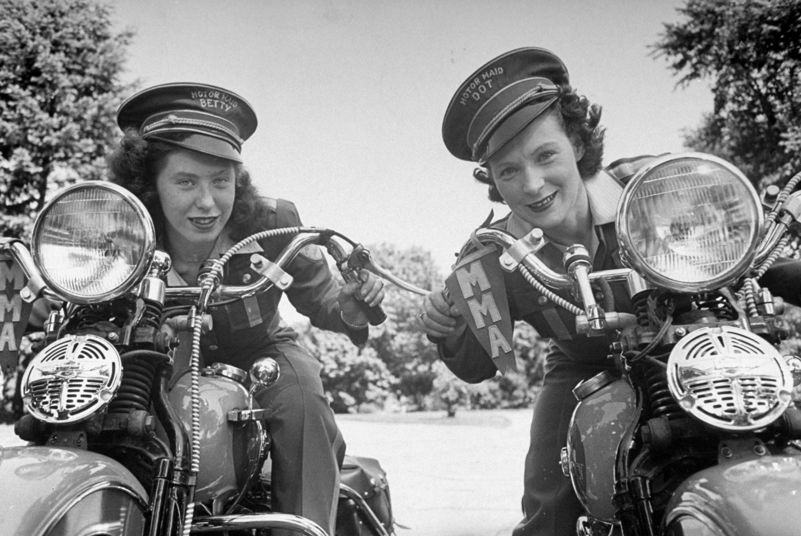 The oldest womens motorcycle club is strictly feminine and also badass