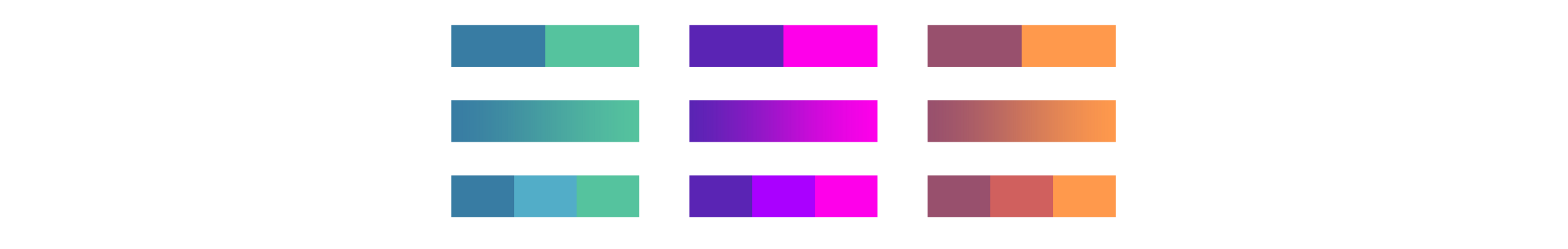 Best Three Color Scheme For Ui Design Design Code And Prototyping