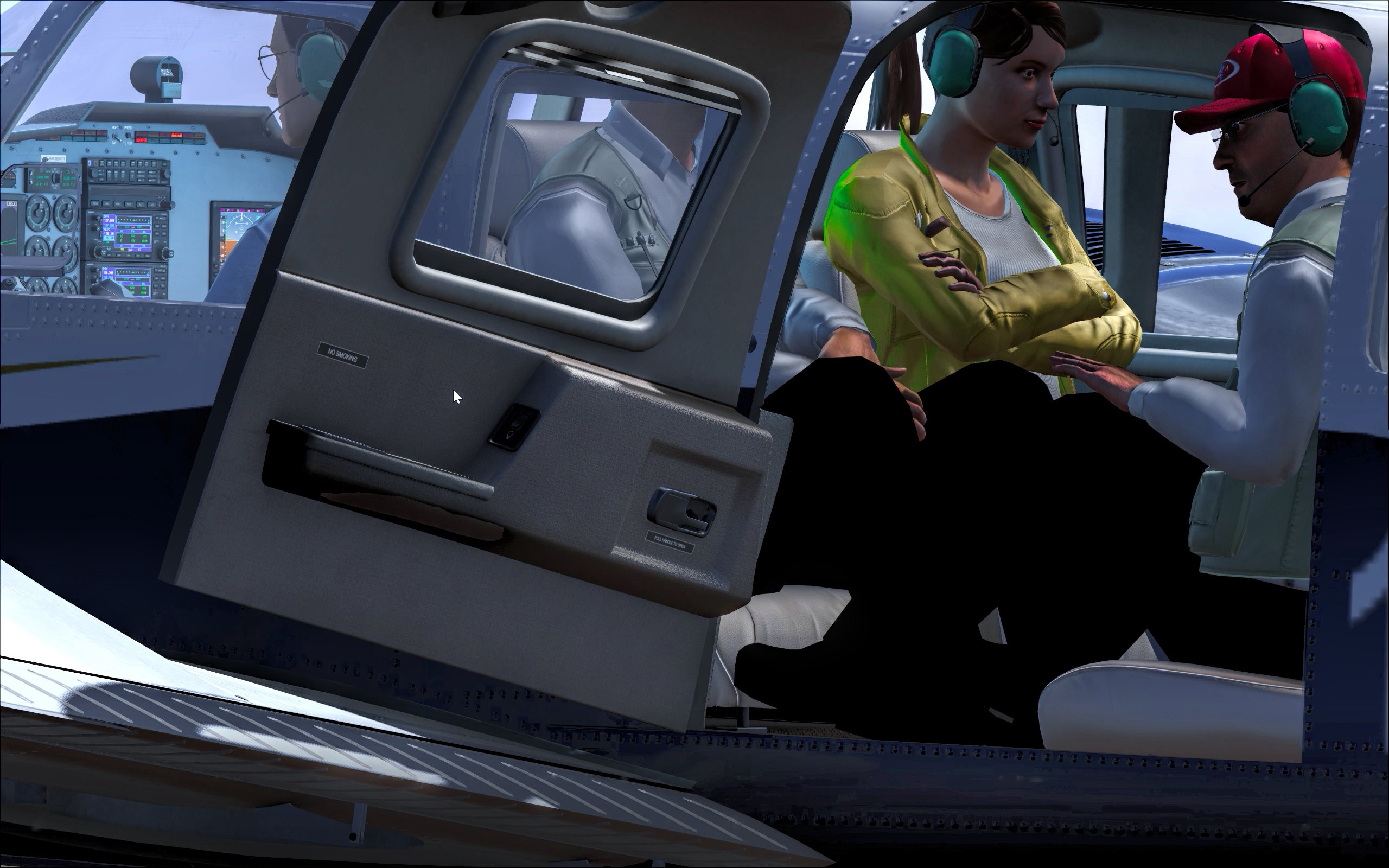 No more flying solo… we got passengers – Outpost2 – Medium