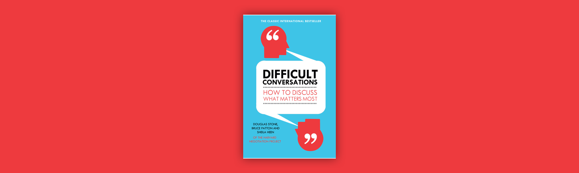 Book Review: Difficult Conversations – Adam Blades – Medium