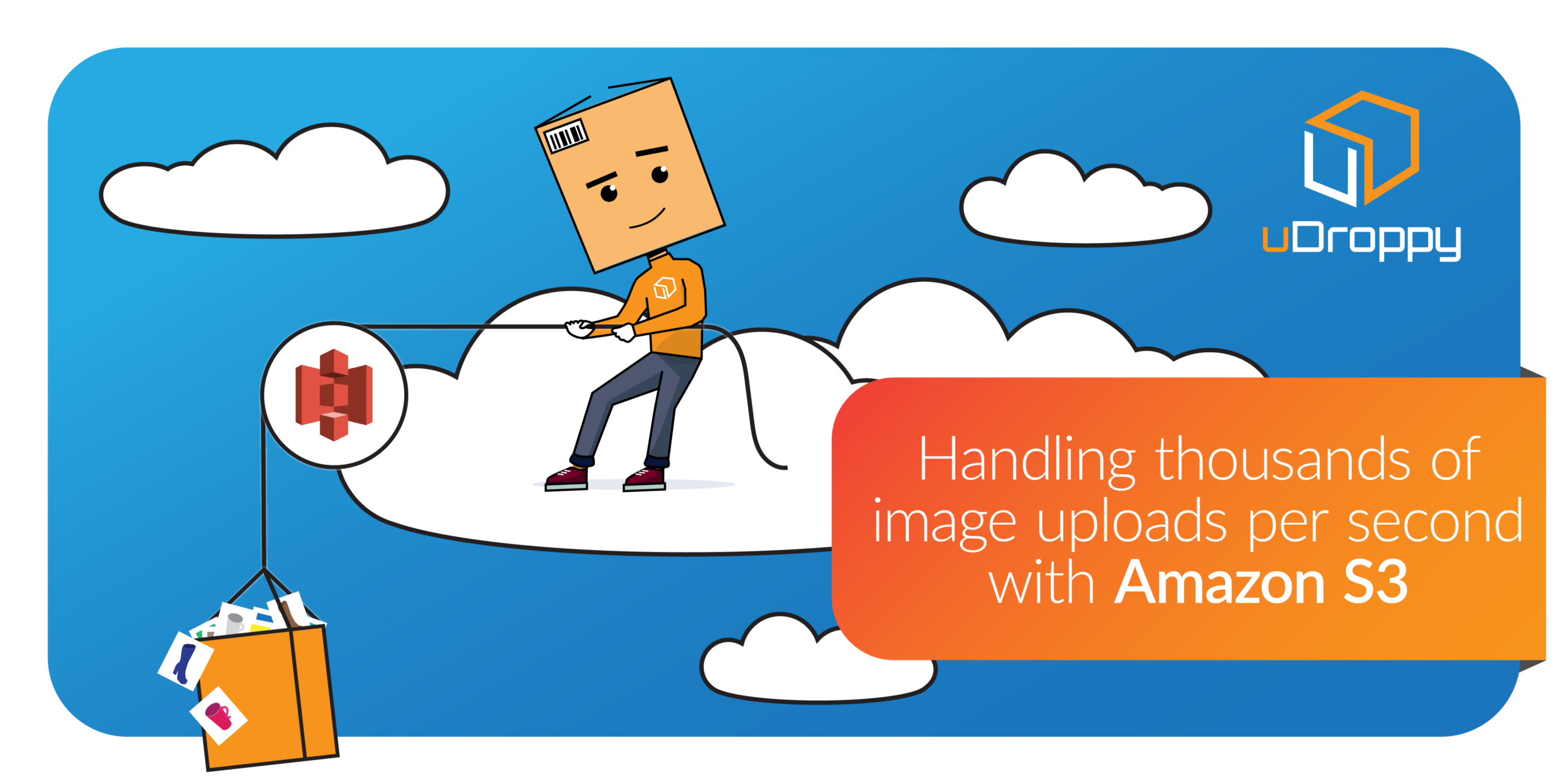 Handling thousands of image upload per second with Amazon S3