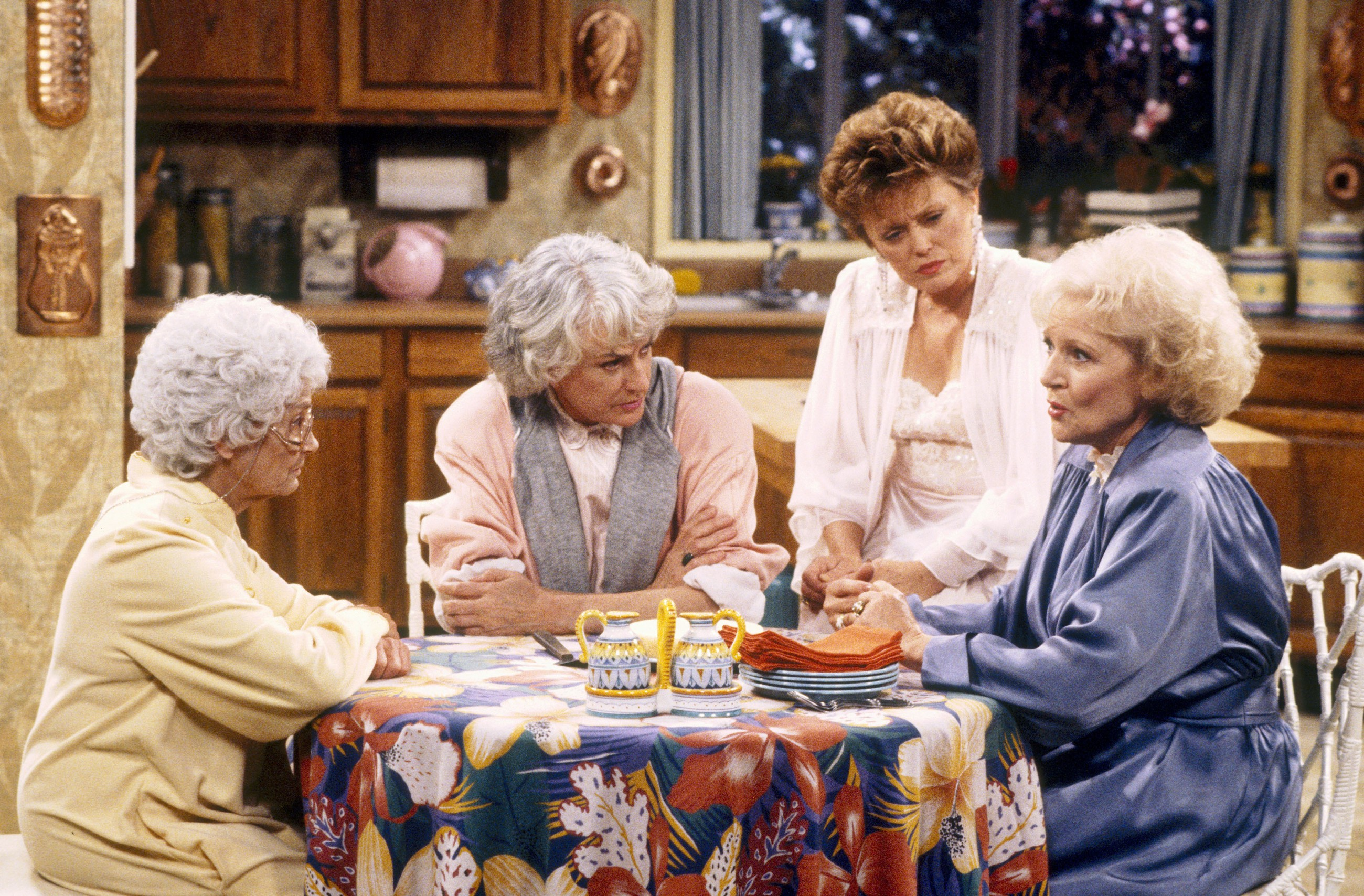 766e7b45 30 Years Later, 'The Golden Girls' is Still the Most Progressive Show on  Television