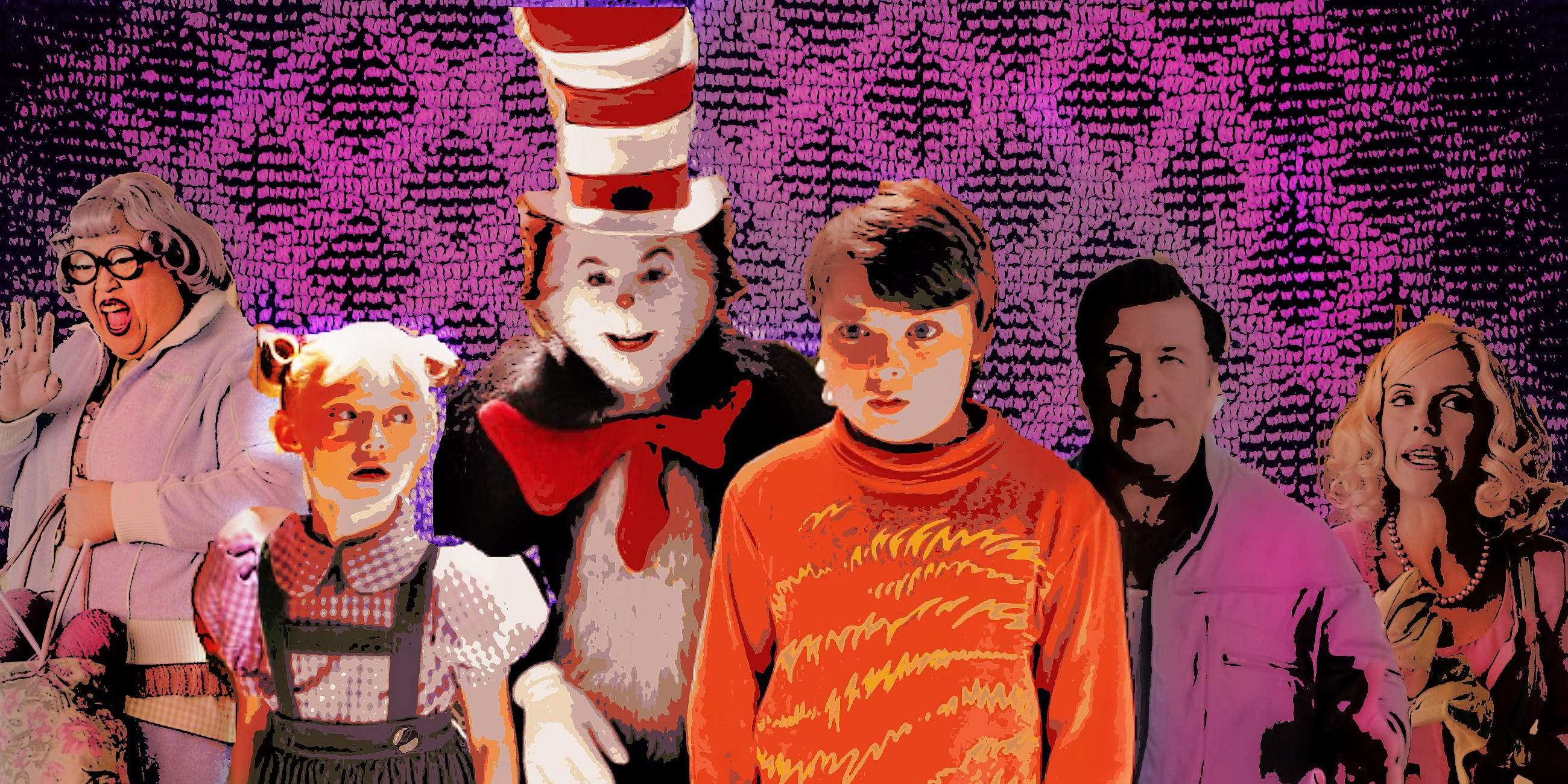 b523eeda Feline Groovy: 'The Cat in the Hat' might be the funniest film of ...