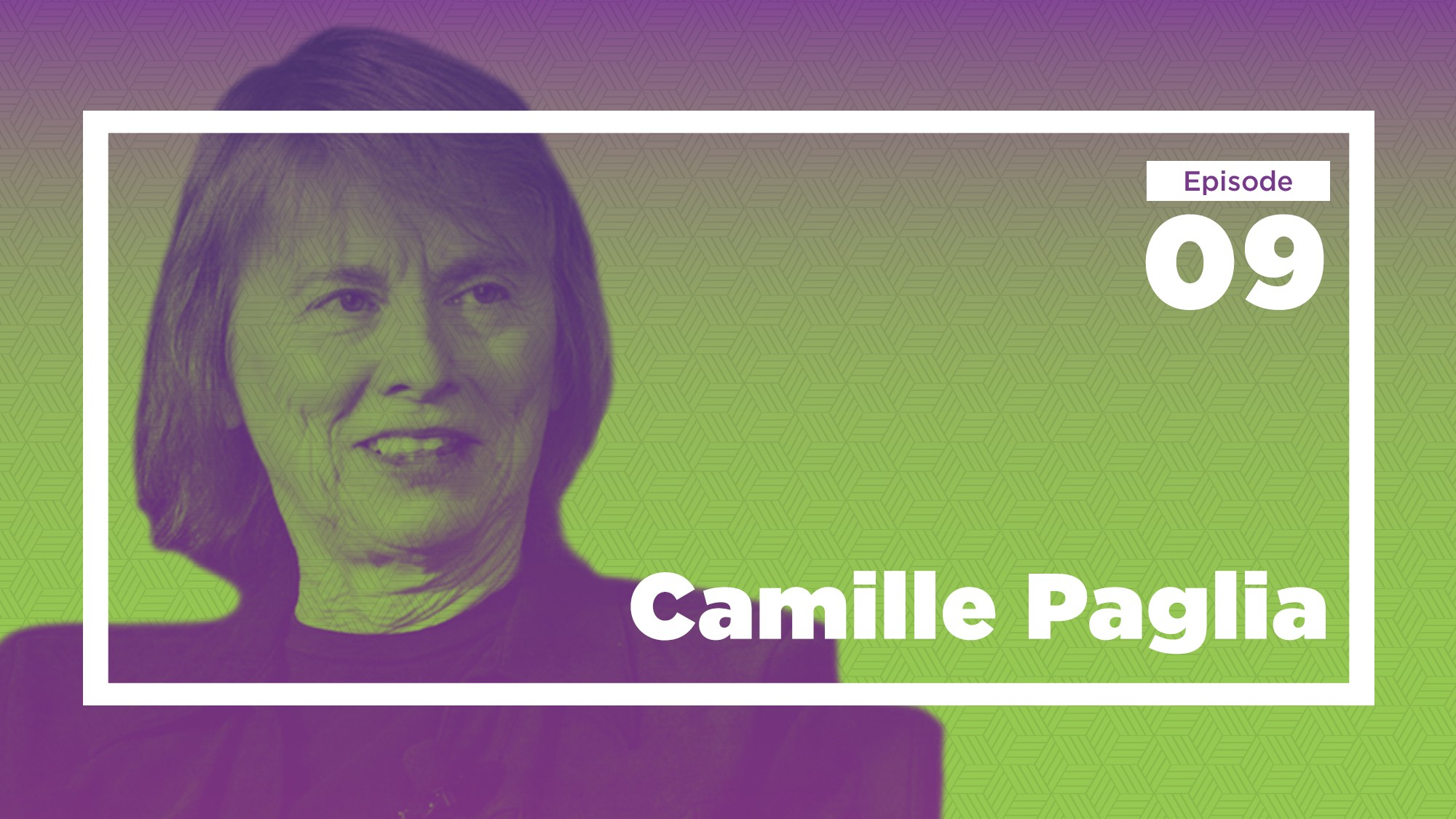 4074e34f19eb Camille Paglia on her Lifestyle of Observation and Lamb Vindaloo (Ep. 9 —  Live at Mason)