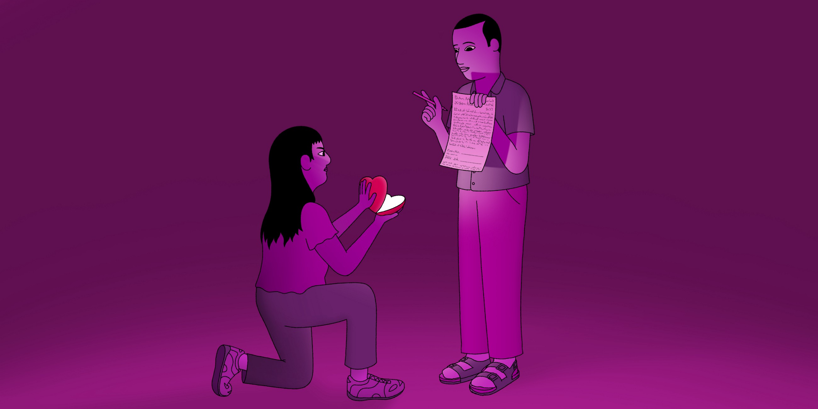How Can I Tell My Partner I'm Mad About Having a Prenup?