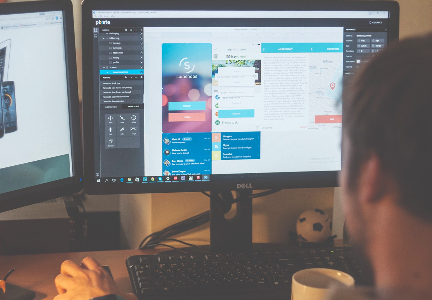 Benefits of prototyping for UX design with Pixate