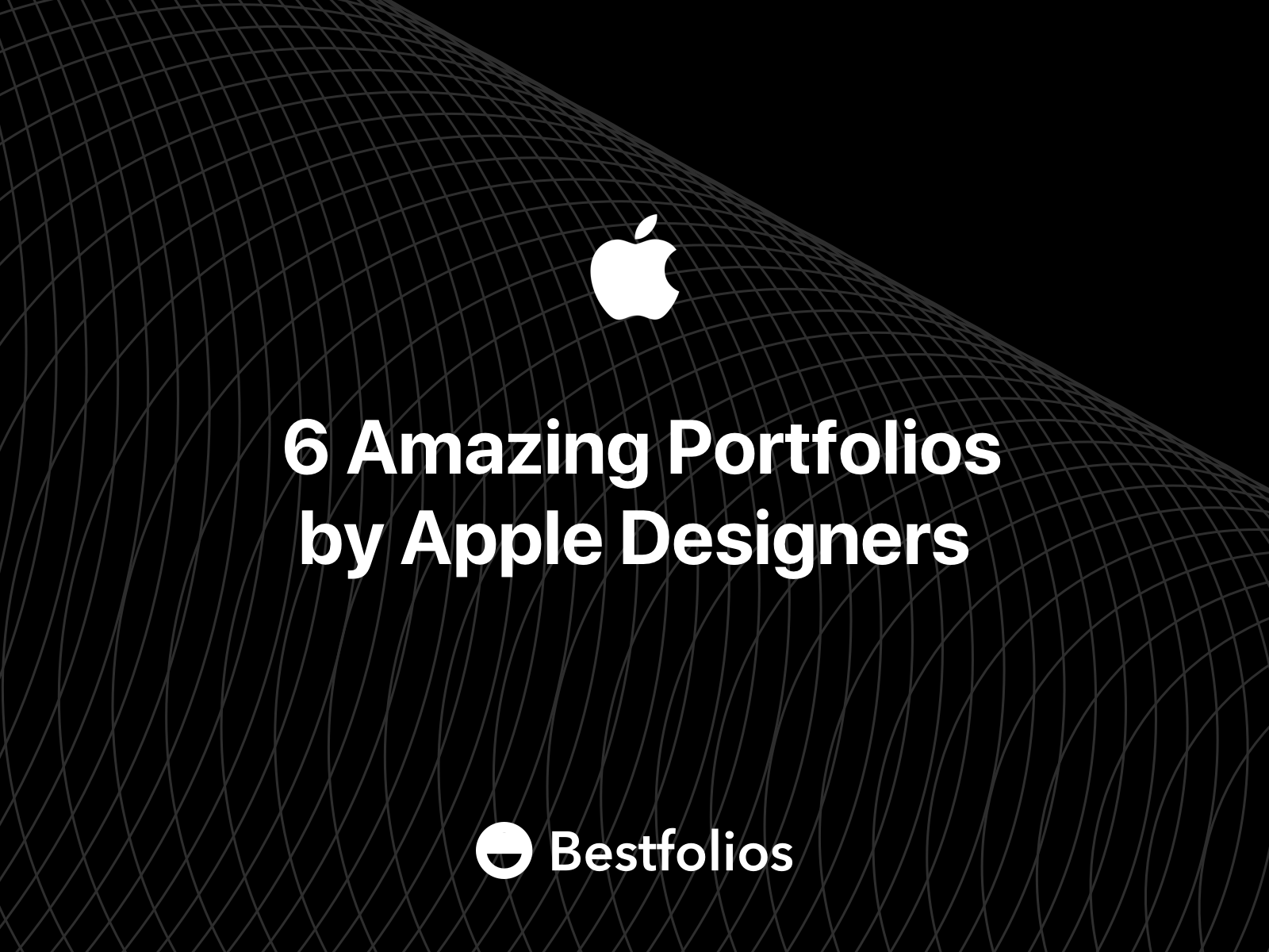 6 Amazing Portfolio Websites by Apple Designers