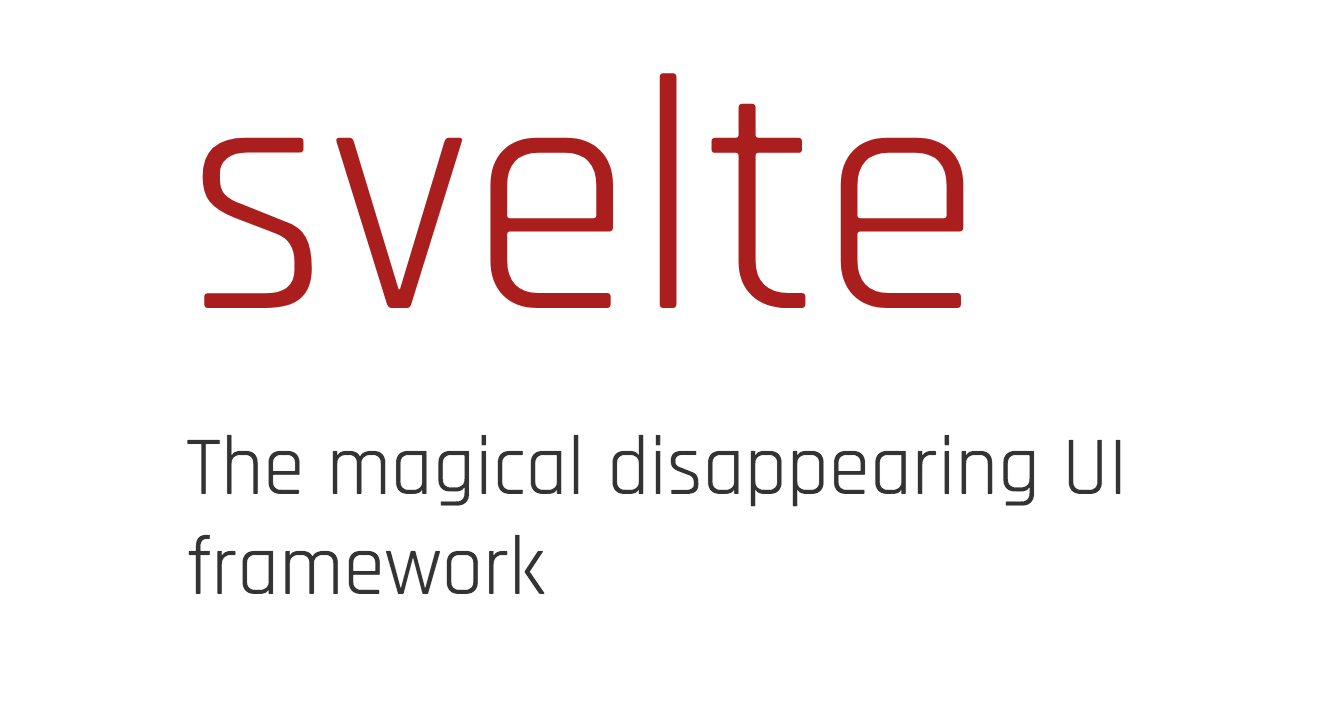 [https://svelte.technology/](https://svelte.technology/) (not to be confused with sveltejs.com :))
