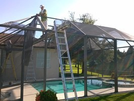 Such As Screen Solutions That Specialize In Building Enclosures Tampa Fl This Article Will Talk About Cleaning Your Pool Enclosure
