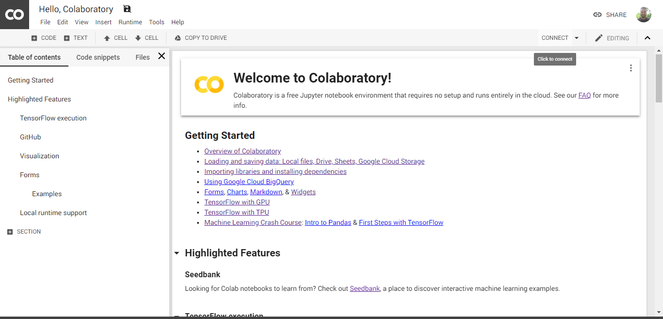 What is Google Colaboratory (Colab)? - Satish Pandey