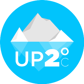 # Up 2 degrees