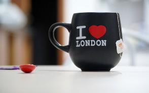 Young and in London