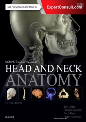Mcminns Color Atlas Of Head And Neck Anatomy 5th Edition