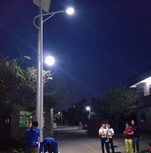 The advantage is street solar outdoor light are a more environmentally friendly option because they do not require electricity and therefore do not require ... & Advantages and disadvantages of street solar outdoor light