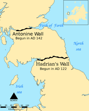 Crossing borders instead of marking them the case of hadrians wall publicscrutiny Images