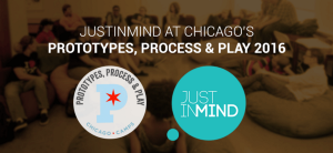 Justinmind at Chicago's Prototypes, Process & Play 2016