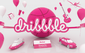 How to win Dribbble invite