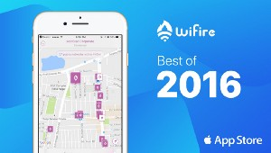 """How WiFire Made it to the """"App Store Best of 2016"""""""