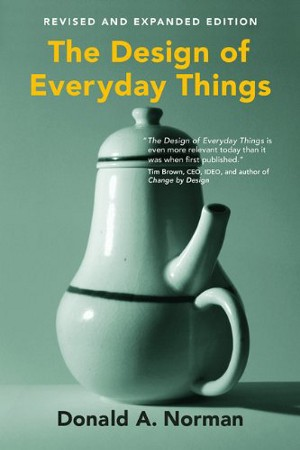 """The Design of Everyday Things"" changed the way I think about product"
