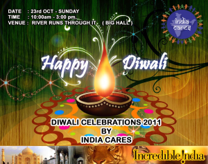 India Cares Diwali Function