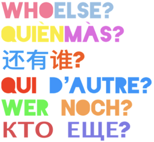 whoelse.ai Universal Grammar