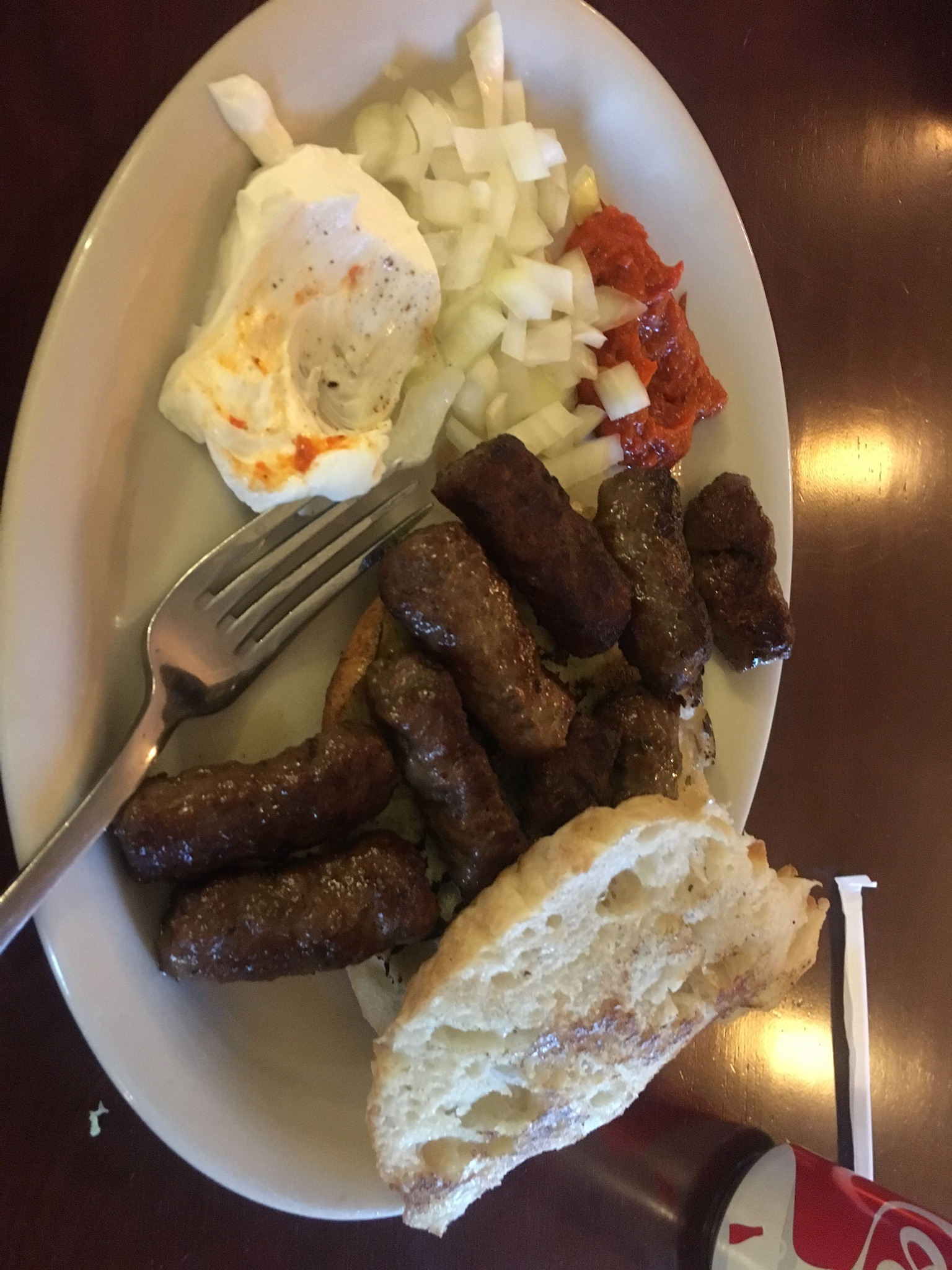 Cevapi….. Best food ever