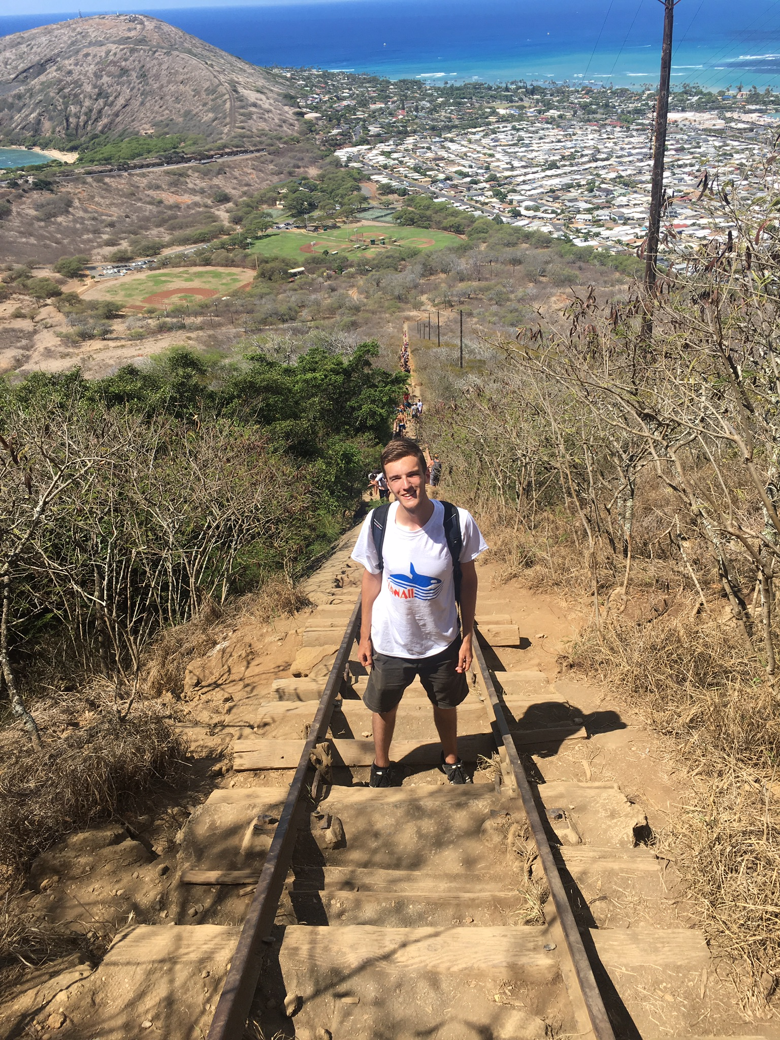 Koko Head killed me!