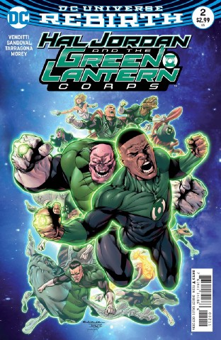 latest stories and news about green lantern corps medium