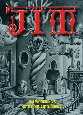 Jim Woodring book