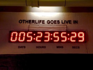 OtherLife Countdown Clock