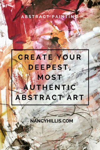 Abstract art | abstract painting | painting tutorial
