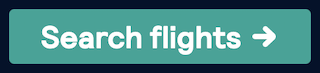 Backpack's primary button in the new Skyscanner brand.