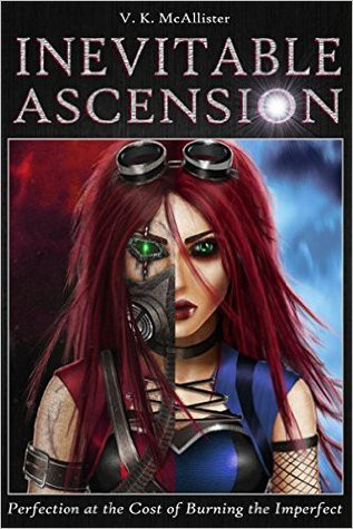 Book review: Inevitable Ascension, by V K  McAllister