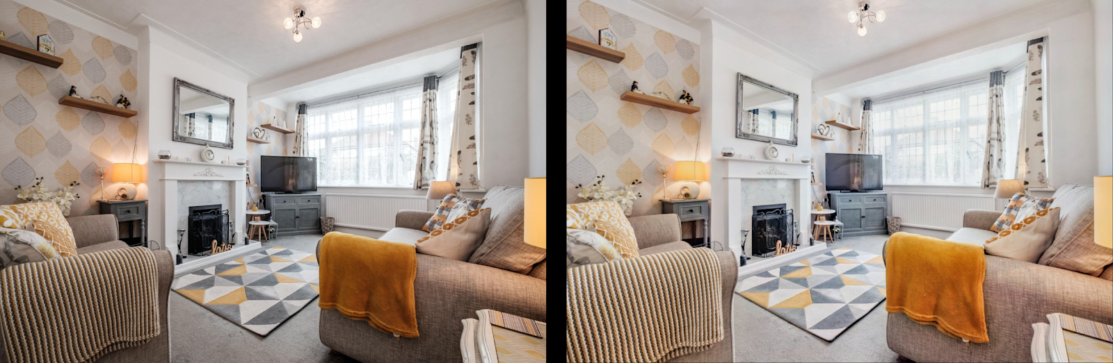 *Put a property image through the Autoenhance.ai software and you'll instantly receive a high quality photo.*