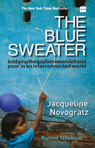 Book Review: The Blue Sweater by Jacqueline Novogratz