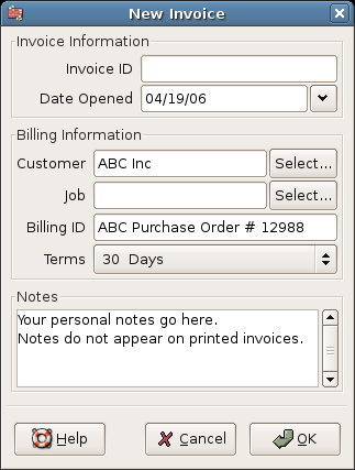 How To Invoice Your Customers For Free Using Gnucash