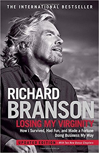 Losing my virginity branson marc record