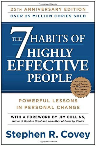 The 7 Habits of Highly Effective People — Summary