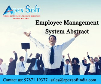 abstract for employee payroll system project