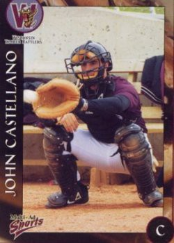 John Castellano led the Timber Rattlers in several offensive categories in 2001.