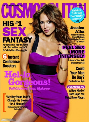 is the cosmo girl a feminist nyu local