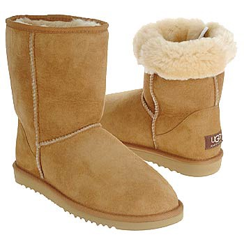 As a native Southern Californian, I willingly admit to sporting UGGs with short shorts in middle school and even high school. Being warm and fuzzy on the ...
