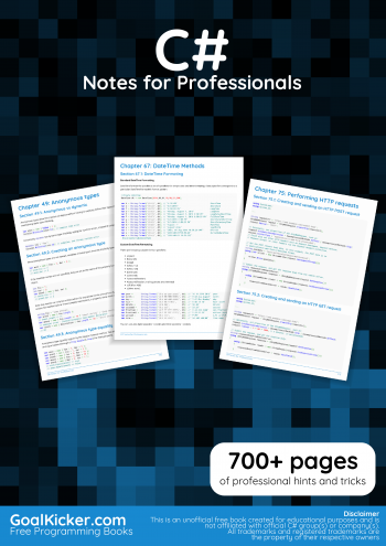 E book c notes for professionals book easyread medium download cs e book free by goalkicker fandeluxe Choice Image