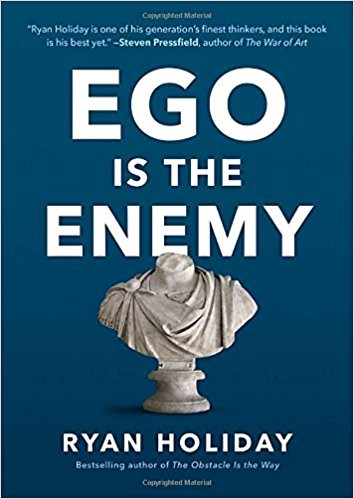 no much confidence? ego Which is too worse: or