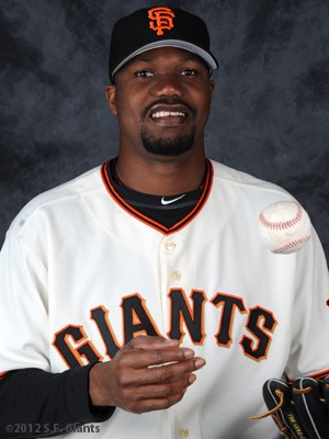 S.F. Giants, San Francisco Giants, Photo, Guillermo Mota