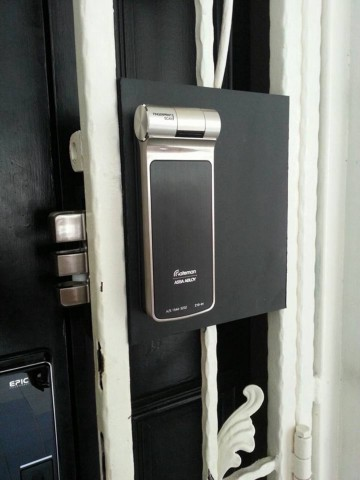 how to change letterbox lock in singapore